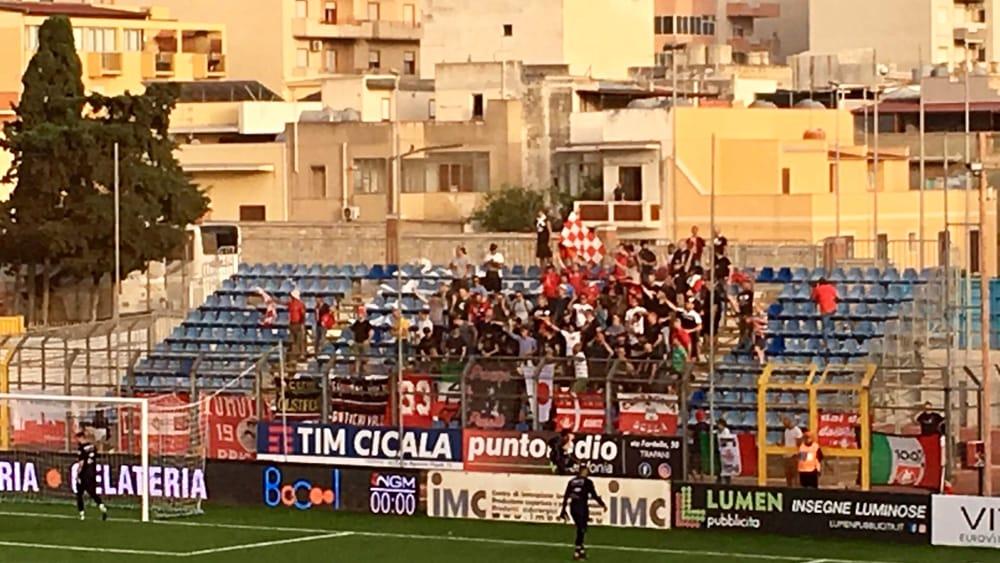 LIVE Trapani-Piacenza 1-0: 25' st Bertoncini esce con l'ambulanza ...