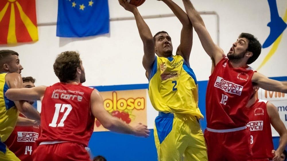 Basket Serie D - Notte fonda per Podenzano, con Veni Basket è una brutta battuta d'arresto - SportPiacenza